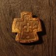 известняк, крест 4.2 x 4.1 см