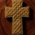 крест, 12.5 x 8.8 см